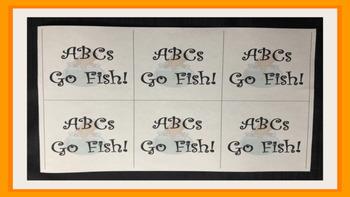 Go Fish in ASL