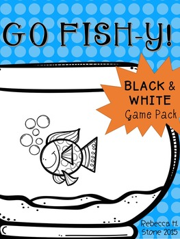 Go Fish-y Literacy Game Pack