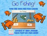 Go Fishing- Greater Than Less Than- Mats