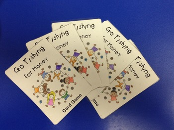 Go Fishing for Money Card Game
