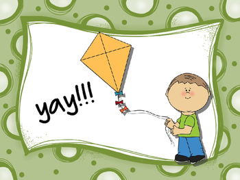 Go Fly a Kite!--Aural Melody Recognition Game {pentatonic}