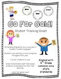 CCSS Go For Gold Student Tracker