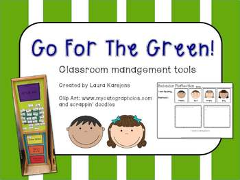 Go For The Green: A Behavior Management Kit