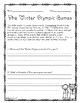 Go For the Gold Winter Olympics Packet