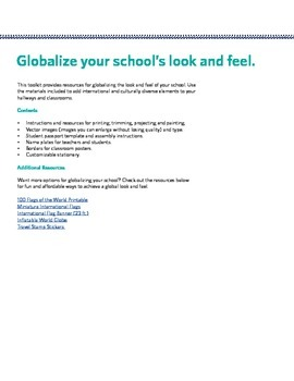 Go Global Toolkit
