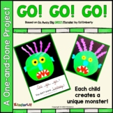 Go Go Go - Based on Go Away, Big Green Monster