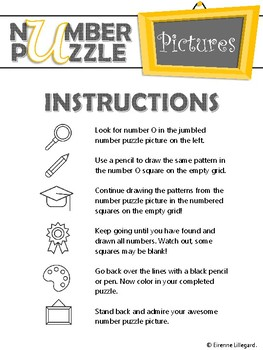 Go Go Transport Number Puzzle Pictures Volume II