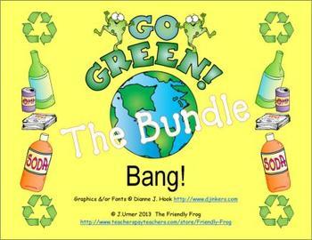 Go Green Bang! THE BUNDLE