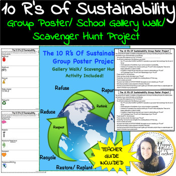 Earth Project- 10 R's of Sustainability