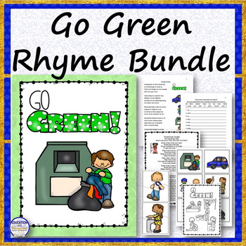 Go Green Rhyme Bundle