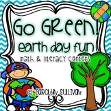 Go Green for Earth Day! Common Core Standards Included