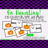 Go Haunting- A Card Game