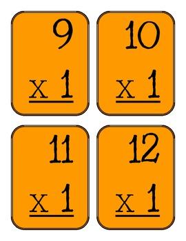 Go Hunt - Multiplication