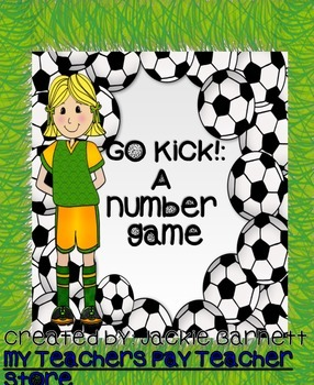 Go Kick! A number game *FREE*