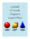 Go Math 2nd Grade Chapter 11 Lesson Plans