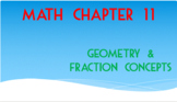 Go Math 2nd Grade Chapter 11 Powerpoints (Zipped)
