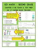 Go Math 2nd Grade Chapter 11 Re-Teaching Pages