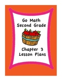 Go Math 2nd Grade Chapter 3 Lesson Plans