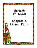 Go Math 2nd Grade Chapter 5 Lesson Plans