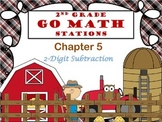 Go Math ~ 2nd Grade Chapter 5 Math Centers/Stations ~ Common Core