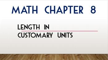 Go Math 2nd Grade Chapter 8 Powerpoints (Zipped)