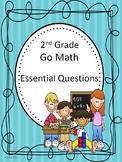 Go Math 2nd Grade Essential Questions