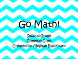 Go Math! 2nd Grade Focus Wall