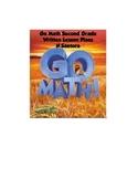 Go Math 2nd Grade Written Lessons Unit 1