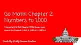 Go Math! 2nd grade Vocabulary Warm ups Chapter 2 & Word Wa