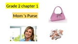 "Go Math 2nd grade Chapter 1 exemplar ""Mom's Purse"""
