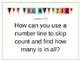 Go Math 3rd Grade Big Question Posters Ch 3