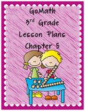 Go Math 3rd Grade Chapter 5 Lesson Plans
