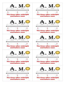 Go Math 4th Grade Journal Vocabulary Cards