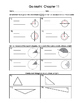 Go Math 4th Grade Ch 11 Problem of the Day Fluency Builder