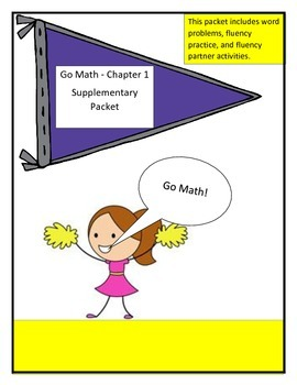 Go Math Chapter 1 Supplementary Packet, 4th Grade