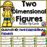 Go Math 4th Grade Chapter 10 Two Dimensional Figures Math Center