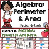 4th Grade Perimeter and Area Math Center