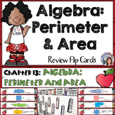 Go Math 4th Grade Perimeter and Area Center Activity