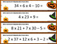 Go Math 4th Grade  Multiply by 1-Digit Numbers Math Center