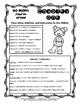 Go Math! 4th grade Focus Wall / Parent and Student newsletter
