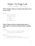 Go Math 5th Grade Chapter 1 Test