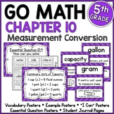 Go Math 5th Grade Chapter 10 Resource Packet