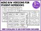 Go Math Chapter 10 5th Grade Resource Packet - Convert Uni