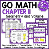 Go Math 5th Grade Chapter 11 Resource Packet