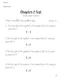 Go Math 5th Grade Chapter 2 Test