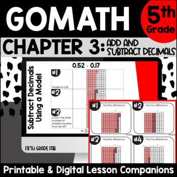 Go Math 5th Grade Chapter 3