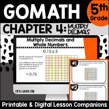 Go Math 5th Grade Chapter 4