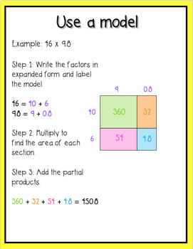 Go math 5th grade chapter 4 by fifth grade fab tpt go math 5th grade chapter 4 fandeluxe Choice Image