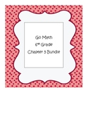 Go Math 5th Grade Chapter 6 Modified Resource Bundle