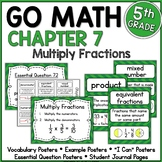 Go Math 5th Grade Chapter 7 Resource Packet